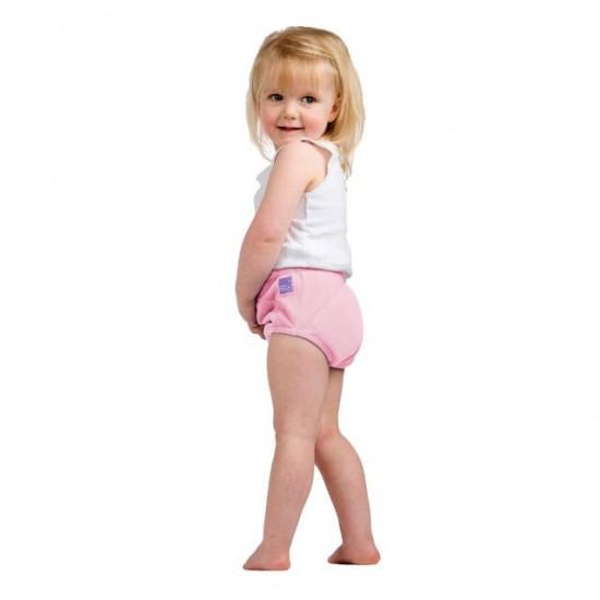 Chilotel de antrenament la olita Bambino Mio - Light Pink