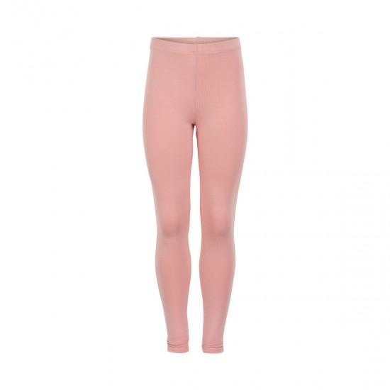 Pantaloni colanti din bambus - Minymo - Misty Rose
