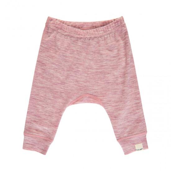 Pantaloni salvari din lana merinos - CeLaVi - Starling