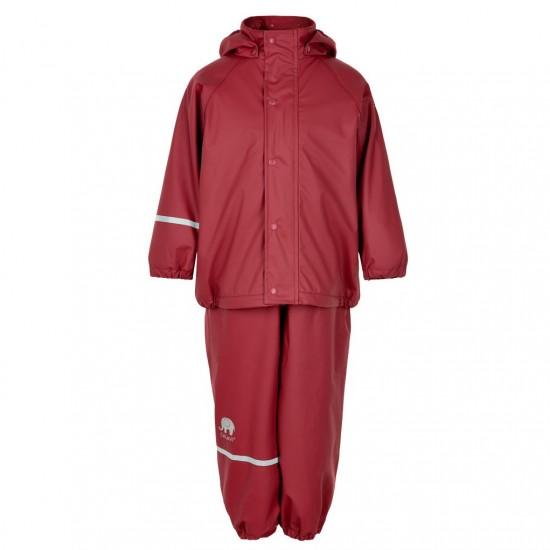 Set jacheta+pantaloni de vreme rece, ploaie si windstopper - CeLaVi - Rio Red