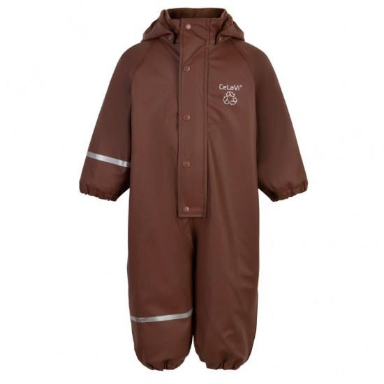 Rocky Road - Costum intreg impermeabil captusit fleece pentru ploaie si vreme rece - CeLaVi