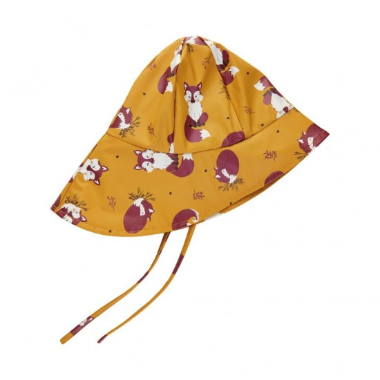 Red Fox - Palarie PU de ploaie si vreme rece, impermeabila, cu fleece - CeLaVi