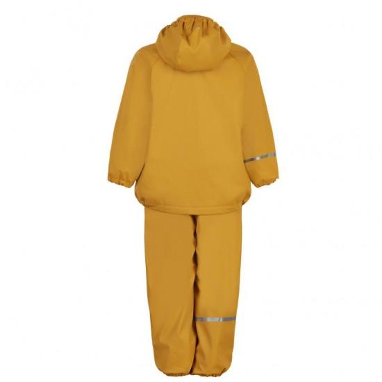 Honey - Set jacheta+pantaloni impermeabil, cu fleece, pentru vreme rece, ploaie si vant -CeLaVi