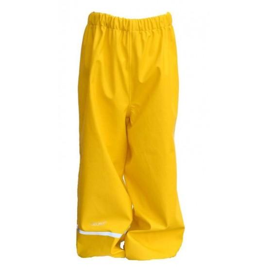 Pantaloni Sunny Yellow de ploaie pentru copii, impermeabili