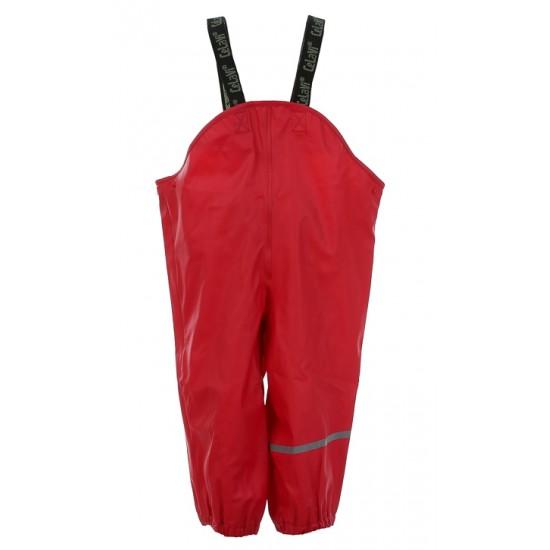 Persian Red - Salopeta de ploaie pentru copii, impermeabila
