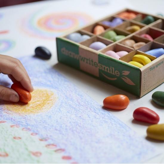 Cutie 64 creioane cerate Crayon Rocks