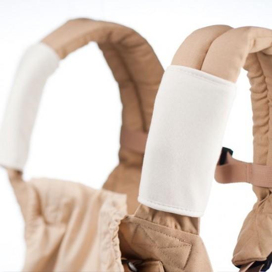 Ergobaby Protectii pentru bretele Cream