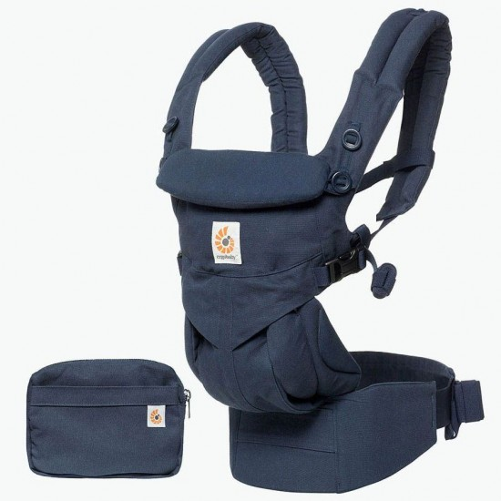 Marsupiu Original Ergobaby Omni 360 All in One - Midnight Blue