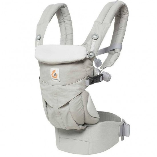 Marsupiu Original Ergobaby Omni 360 All in One - Pearl Grey