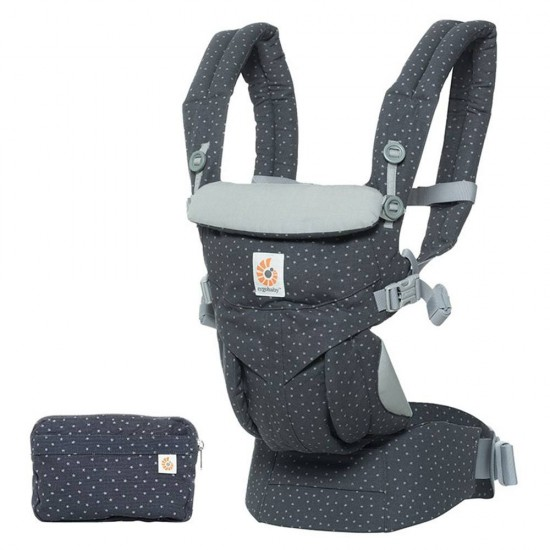Marsupiu Original Ergobaby Omni 360 All in One - Starry Skies