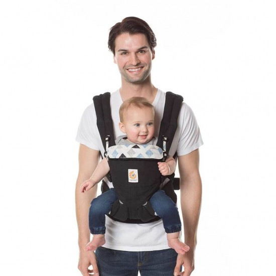 Marsupiu Original Ergobaby Omni 360 All in One - Triple Triangles