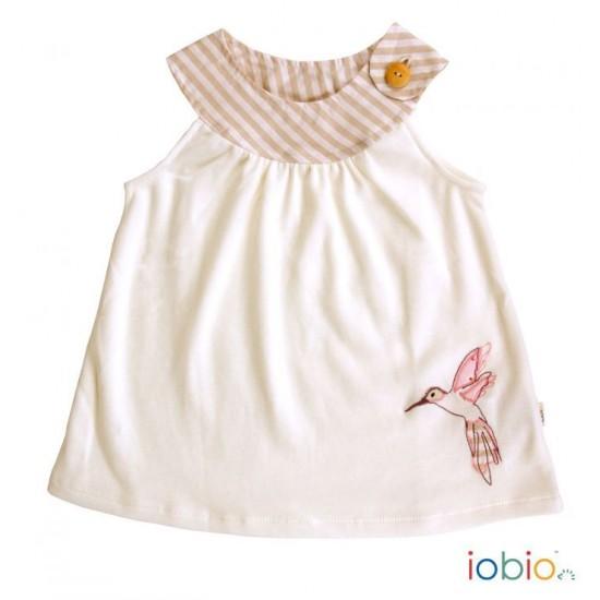 Tunica din bumbac organic - Iobio - Poppy