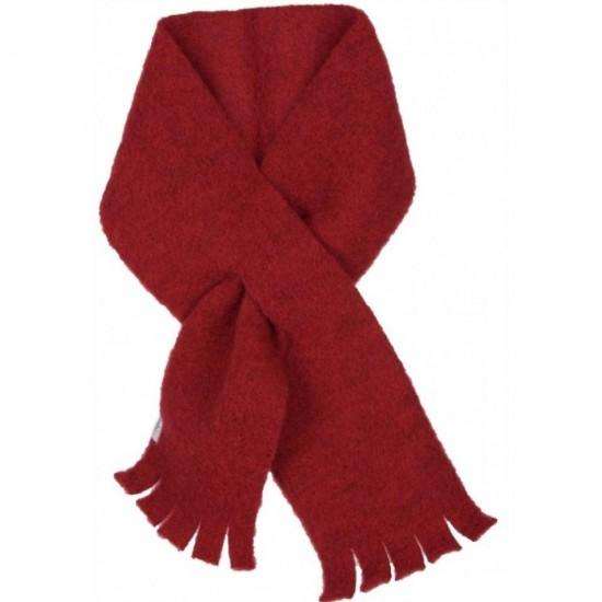 Fular gros din lana merinos organica fleece - Iobio - Cassis