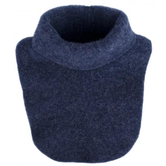 Pieptar gros din lana merinos organica fleece - Iobio - Sapphire