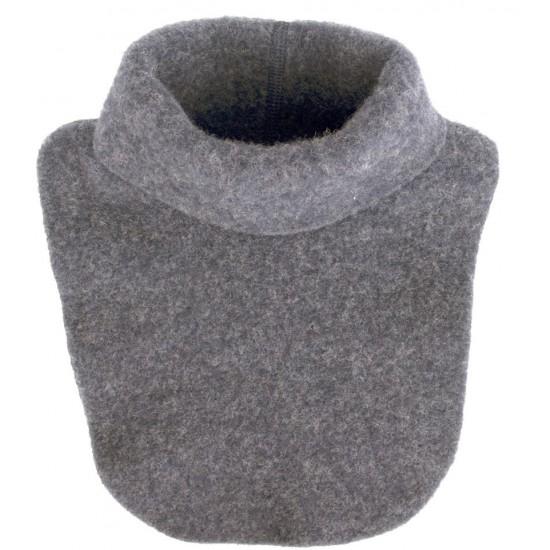 Pieptar gros din lana merinos organica fleece - Iobio - Caffe Latte