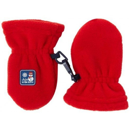 Manusi fleece - Jojo Maman Bebe - Red