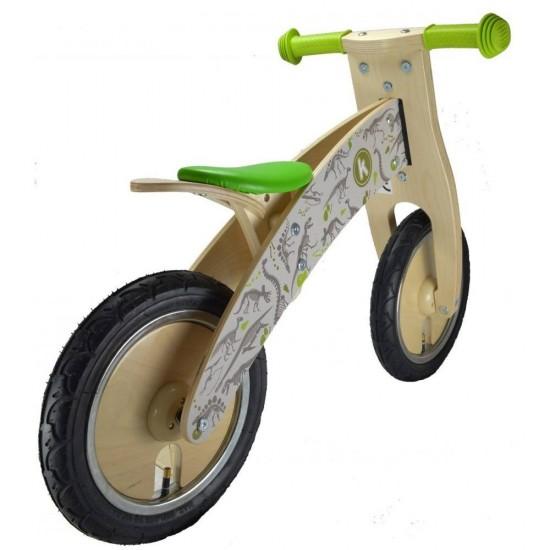 Bicicleta de echilibru Kiddimoto Kurve Fossil