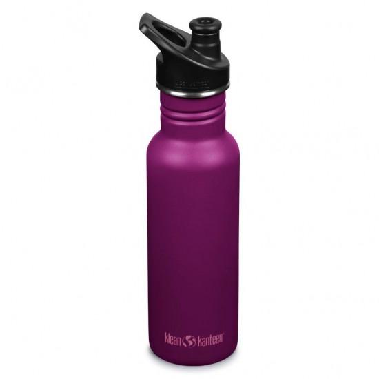 Classic Narrow Purple Potion - Recipient din otel inoxidabil 532 ml cu capac sport