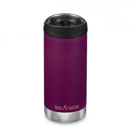 Purple Potion - Termos TKWide din otel inoxidabil 355 ml cu capac - Klean Kanteen