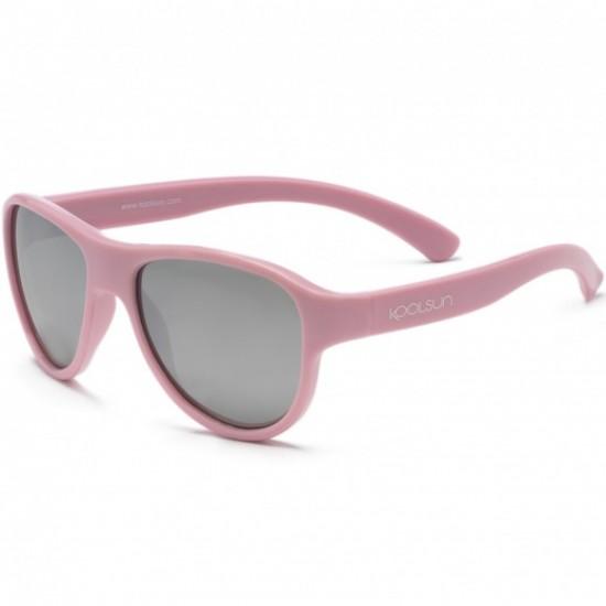 Air - Blush Pink Ochelari de soare pentru copii -  Koolsun