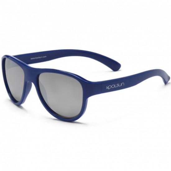 Air - Deep Ultramarine Ochelari de soare pentru copii -  Koolsun