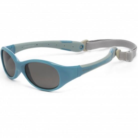 Flex - Cendre Blue Grey - Ochelari de soare pentru copii