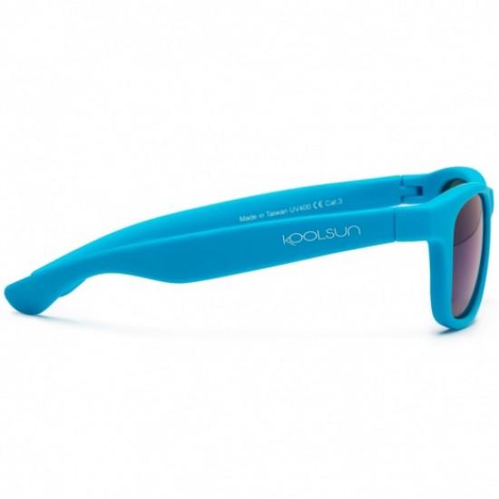 Wave - Neon Blue - Ochelari de soare pentru copii