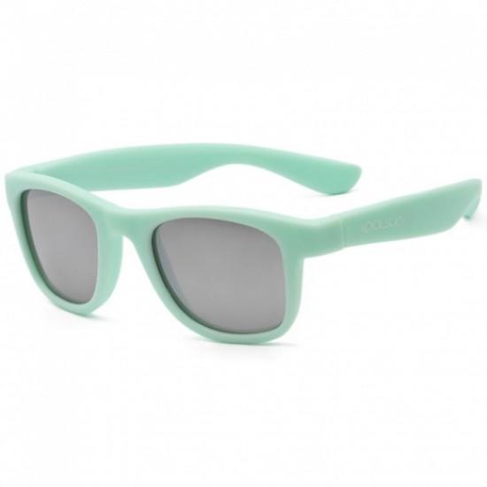 Ochelari de soare pentru copii - Koolsun Wave - Bleached Aqua