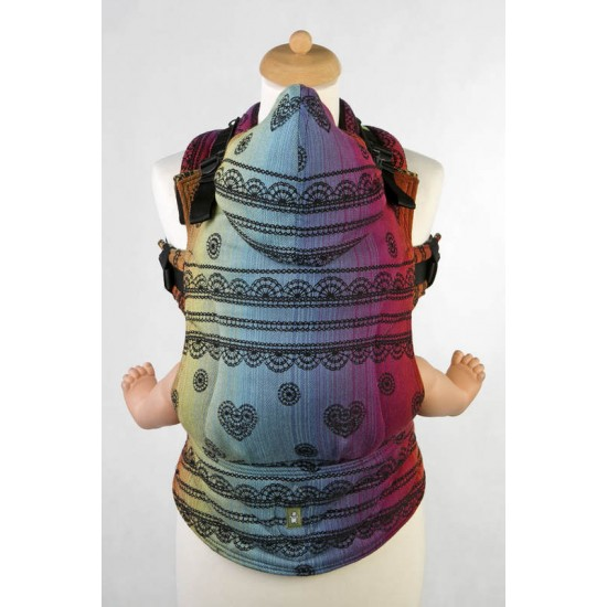 Lenny Lamb SSC Toddler - Second Generation - Rainbow Lace Dark
