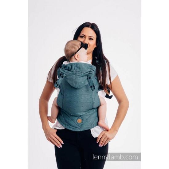 Marsupiu LennyGo Toddler - Basic Line Amazonite