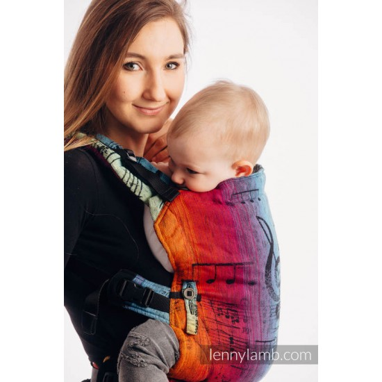 LennyUpGrade Carrier - Symphony Rainbow Dark