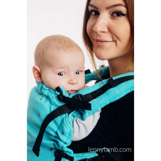 LennyUpGrade Carrier - Baby on Board - Prince
