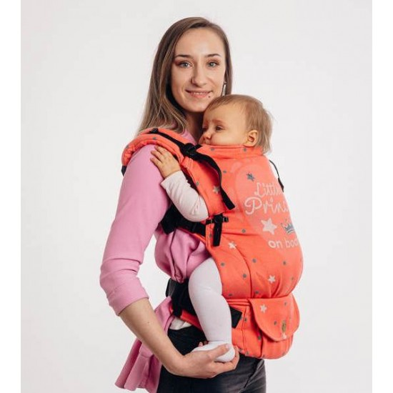 LennyUpGrade Carrier - Baby on Board - Princess