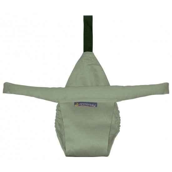 Mini Chair - suport compact pentru scaun - Minimonkey - Army Green
