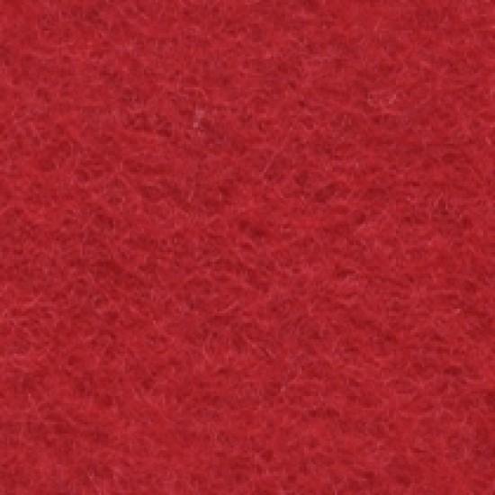 Manusi din lana merinos organica fleece - Pickapooh - Rosu