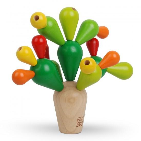 Cactusul instabil - Joc de indemanare