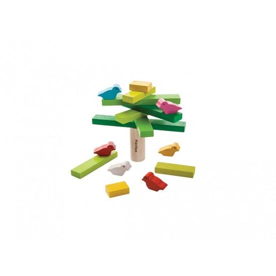 Copacul instabil - Joc de indemanare Plan Toys