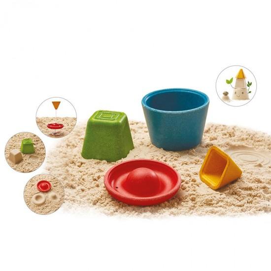 Creative Sand Play - Set jucarii pentru nisip