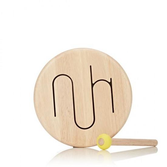 Toba din lemn