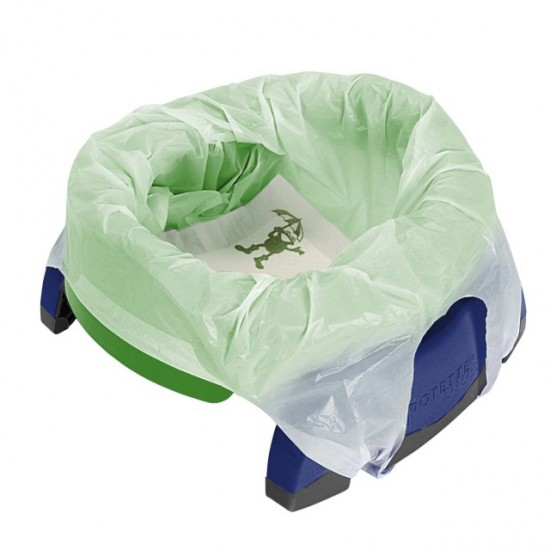 Olita portabila Potette Plus Verde