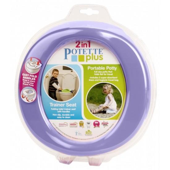 Olita portabila Potette Plus Lila