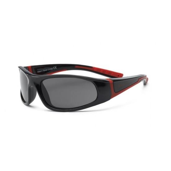 Ochelari de soare Real Shades Bolt - Black&Red