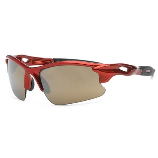 Ochelari de soare Real Shades Young Adult - Blaze - Red
