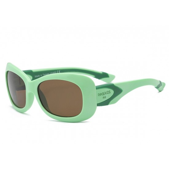 Ochelari de soare Real Shades Breeze P2 - Light Green&Green Polarized