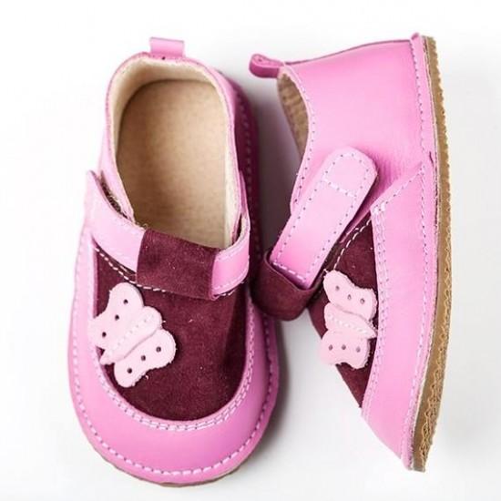 Pinkie Butterfly - Pantofiori exterior