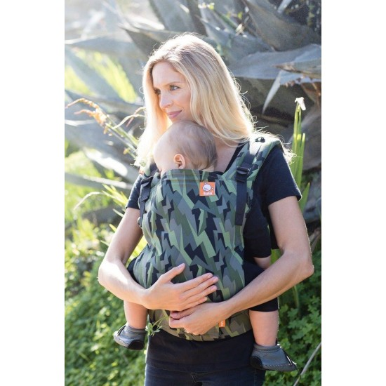 Tula Baby Carrier Free to Grow - Black Lightning