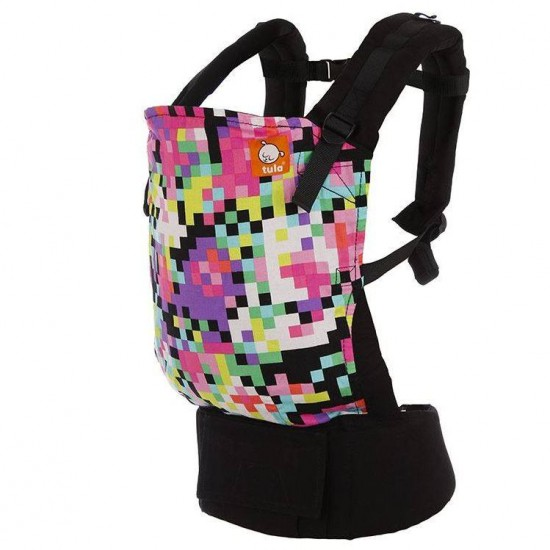 Tula Toddler Carrier Canvas Pixelated