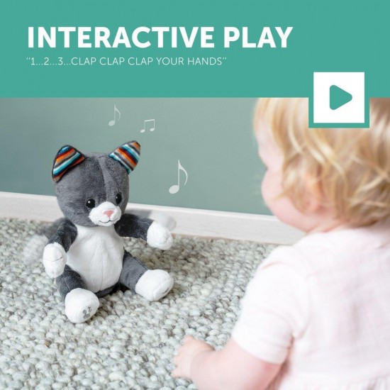 Jucarie interactiva muzicala ZAZU - Chloe