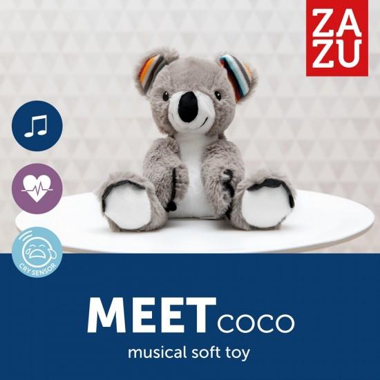 Jucărie muzicala ZAZU - COCO