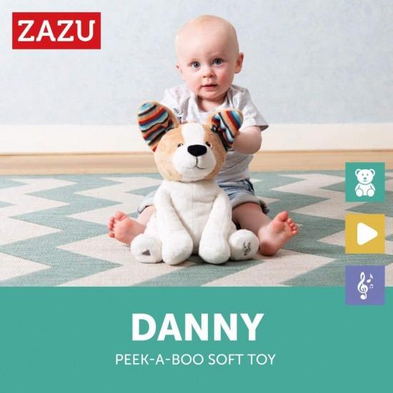 Jucarie interactiva muzicala ZAZU - Danny